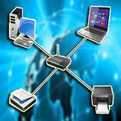 ما هي الشبكة المحلية LAN