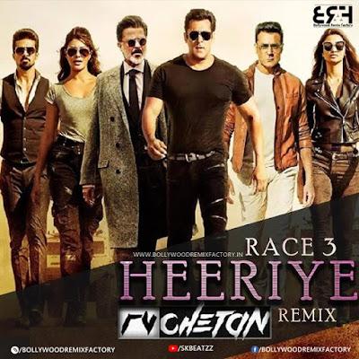 HEERIYE (REMIX) - RV  CHETAN