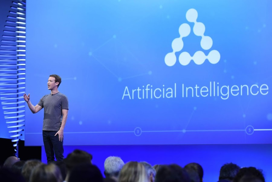 Facebook uses AI to map population density around the globe