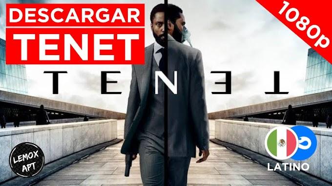 ✅ | DESCARGAR TENET - (2020) | LATINO |  720P