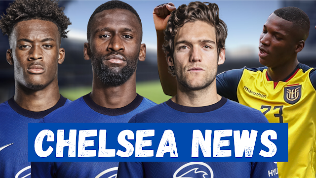 CHELSEA NEWS IN FIVE MINUTES | THREE OUT | ONE IN | ARSENAL | MERRY CHRISTMAS!