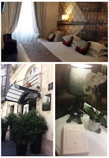 Hotel Ascot Opera Paris Louvres Karine Tuil Insouciance Tour Eiffel