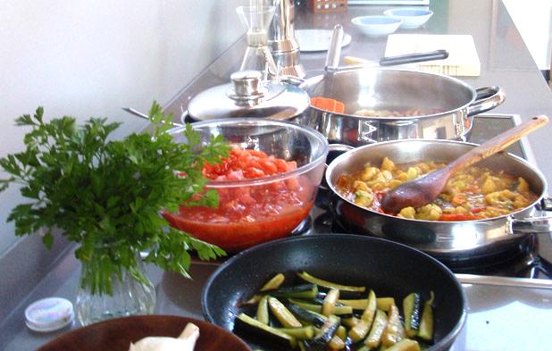 T cnicas de cocci n nociones b sicas de cocina - Tecnicas basicas de cocina ...