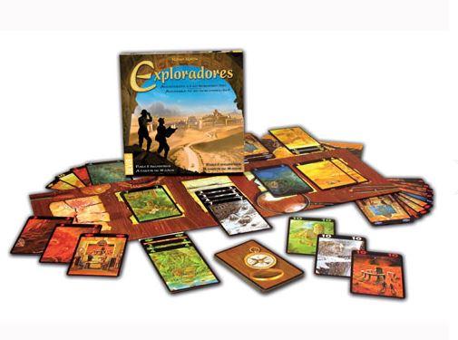 Imagen del juego Exploradores