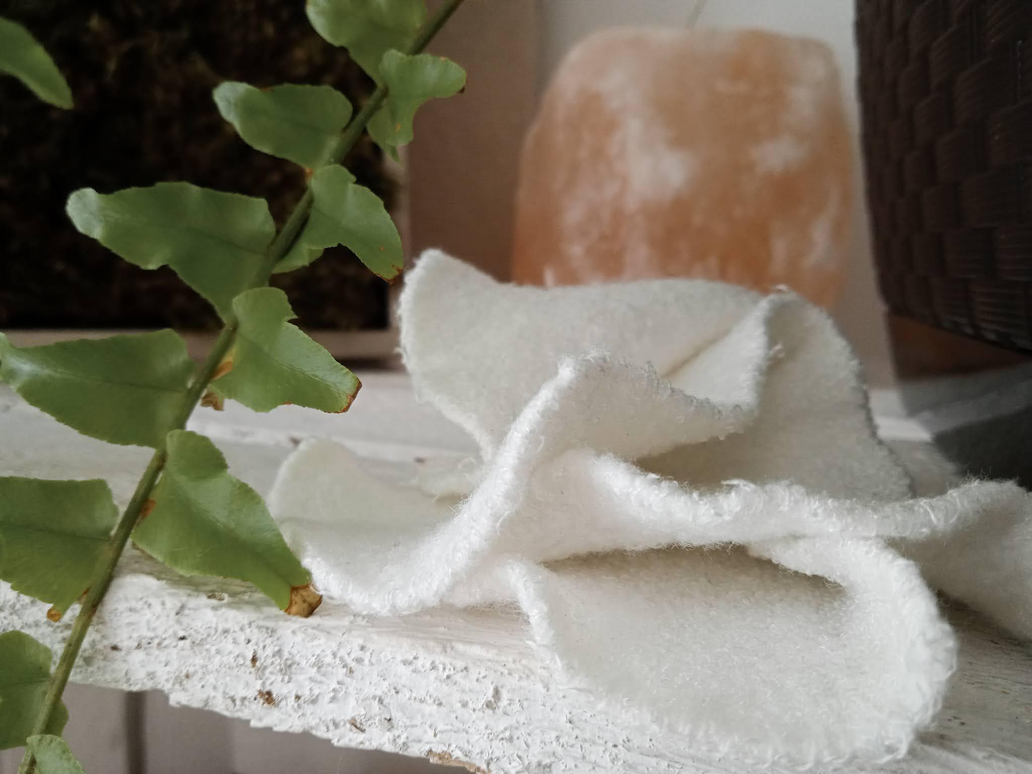 wielorazowe wkładki higieniczne wielorazówka