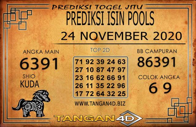 PREDIKSI TOGEL ISIN TANGAN4D 24 NOVEMBER 2020