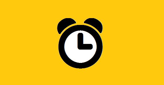 İngilizce Saatler - English Clocks