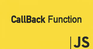 JavaScript Callback Function