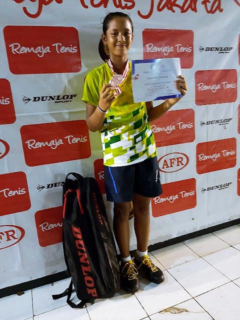 Kejurnas RemajaTenis Jakarta-85: Inilah Juaranya