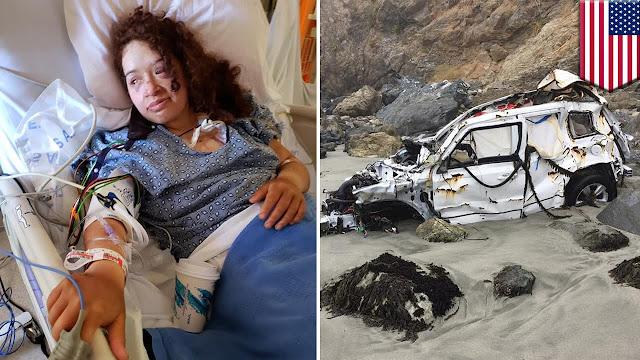 Hilang Seminggu, Wanita Ini Bertahan Hidup Minum Air Radiator