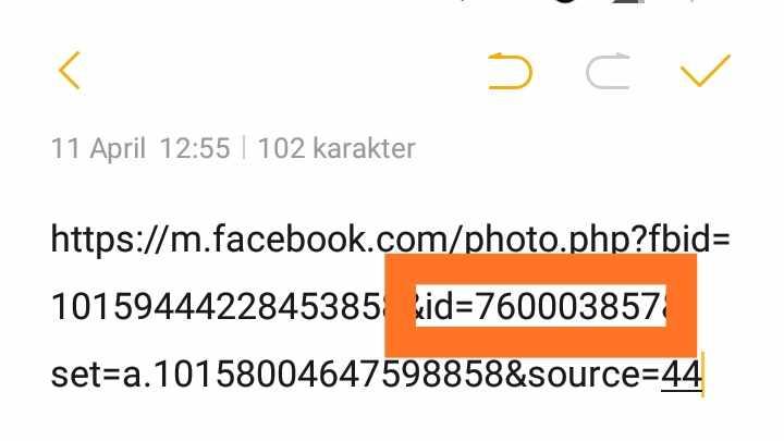 cara mengetahui username fb orang lain