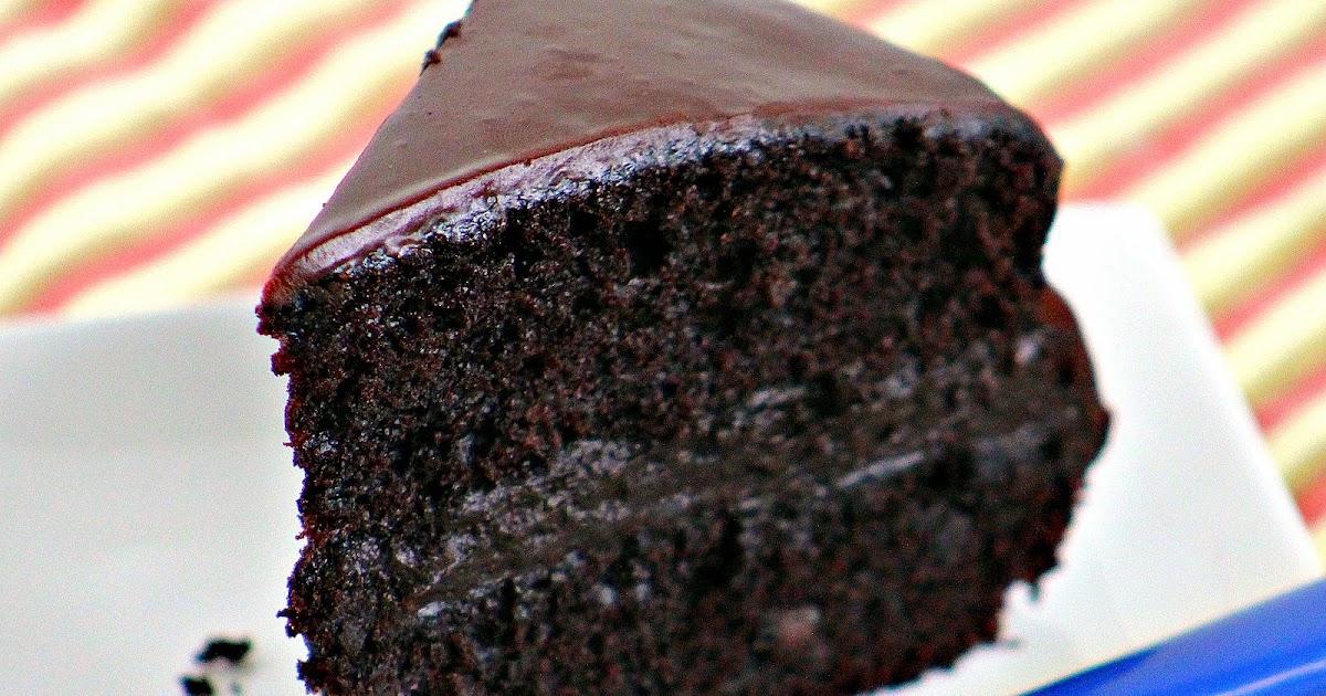 Crazy Cake Recipe With Mayo