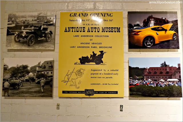 Museo de Automóviles Larz Anderson