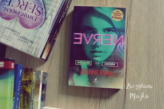 "Recenzja #162 - Jeanne Ryan ""Nerve"""