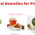 Natural Remedies for Acne!