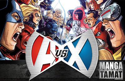 comic avengers vs. x-men bahasa indonesia - tidaktahu