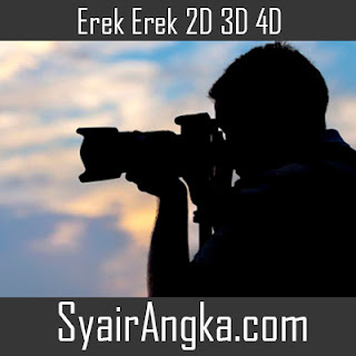 Erek Erek Menjadi Fotografer 2D 3D 4D