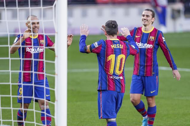 تشكيلة برشلونة الرسمية لمواجهة قادش اليوم السبت في الدوري الاسباني