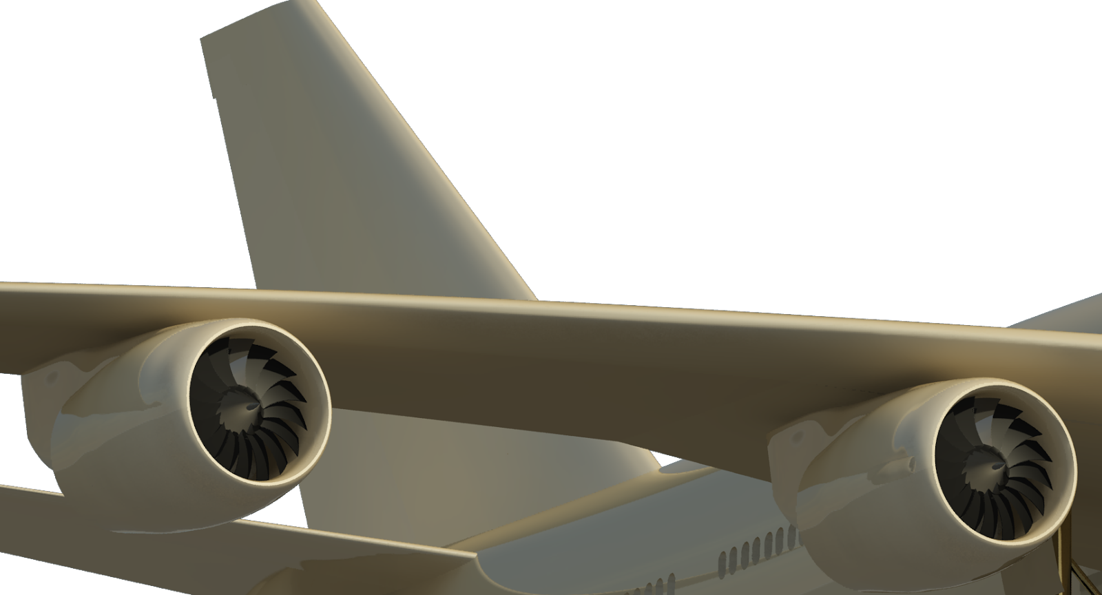 Free Revit 747 and 787 jet family from Marcello