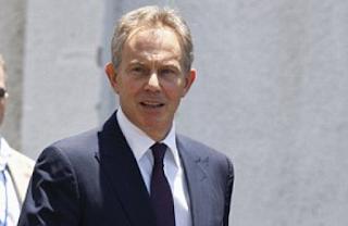 Tony Blair's Secret White House Summit To Work For Trump