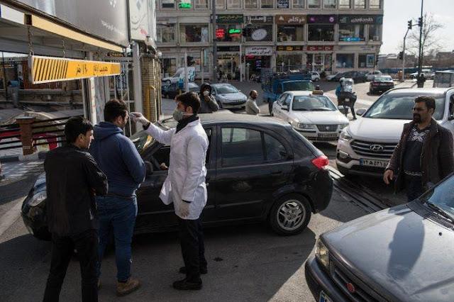 Iran chống dịch: Tự cao, Hoang tưởng, Bí mật và Hỗn loạn