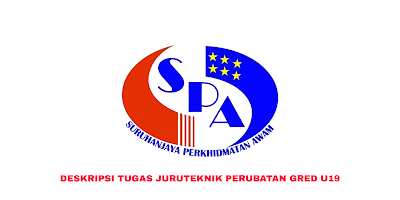Deskripsi Tugas, Gaji dan Kelayakan Juruteknik Perubatan Gred U19