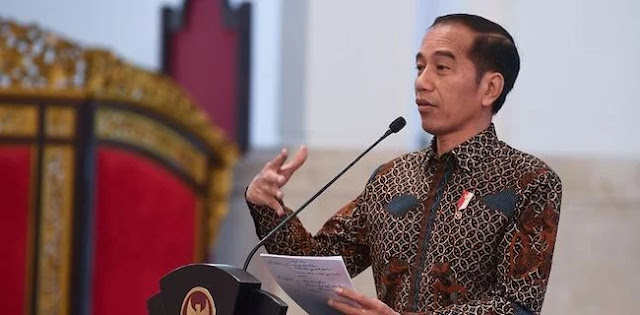 Jokowi Ingin Investor Dilindungi Dan Tidak Ada Lagi Saham Yang Digoreng-goreng