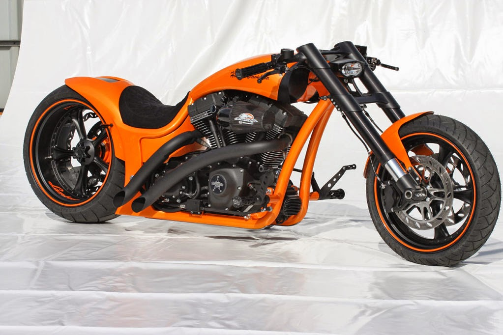 Racing Cafè: Thunderbike Dragster RS Lambhini Tribute