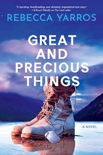 Great and precious things de Rebecca Yarros