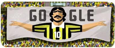Google Pamer Doodle Allahyarham Datuk Mokhtar Dahari