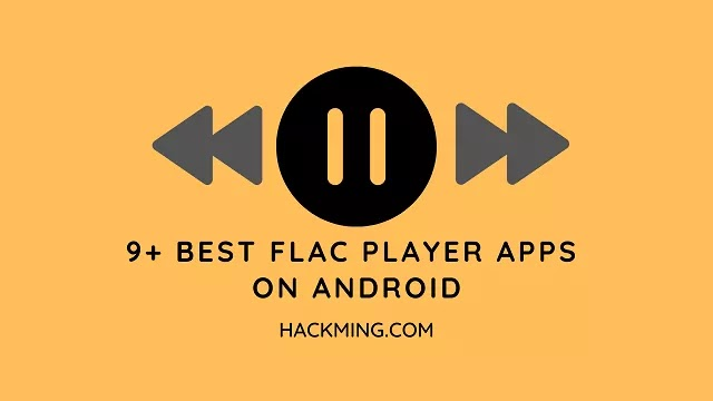 9+ Best FLAC Player Apps on Android