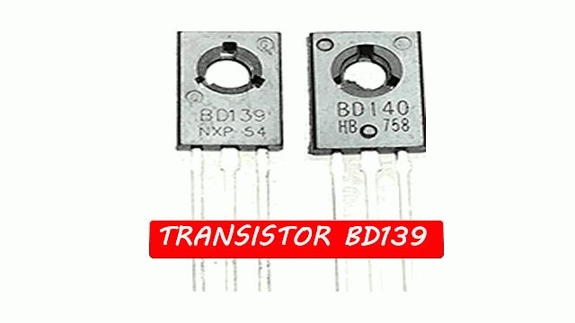 FUNGSI TRANSISTOR BD139 PADA POWER AMPLI