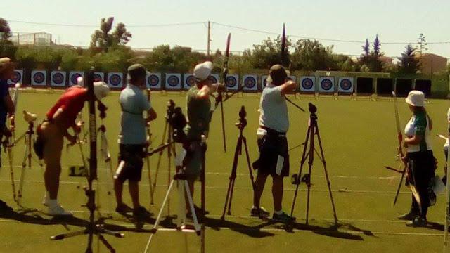 Σπουδαία εμφάνιση των αθλητών του Α.Ο. Μέρμπακα στο Πανελλήνιο Πρωτάθλημα Τοξοβολίας Ανοιχτού Χώρου