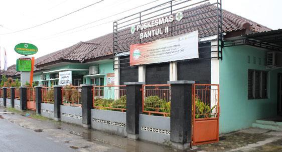 Puskesmas di Yogyakarta