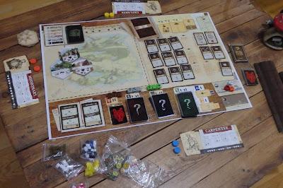 robinson crusoe juego de mesa