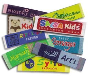 order label pakaian, label pada pakaian, label perawatan pakaian, label pemeliharaan pakaian, label pencucian pakaian,