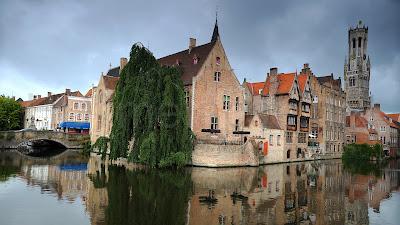 Brujas, Bélgica, viajes y turismo