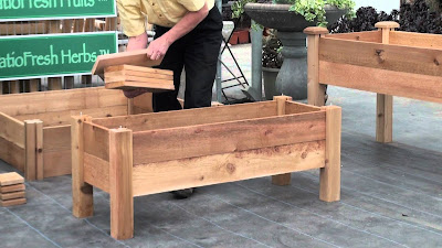 Elevated Raised Garden Beds Tips