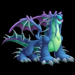 Ocean Lord Dragon