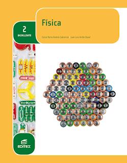 Libro Física 2º Bachillerato Editex
