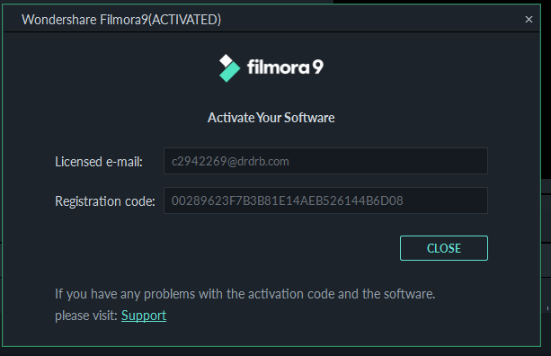 Filmora Offline Activation