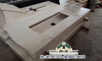 Kijing Custome Marmer, Model Makam Custome Marmer
