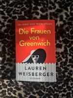 """""""Die Frauen von Greenwich"""" Lauren Weisberger, fot. paratexterka ©"""
