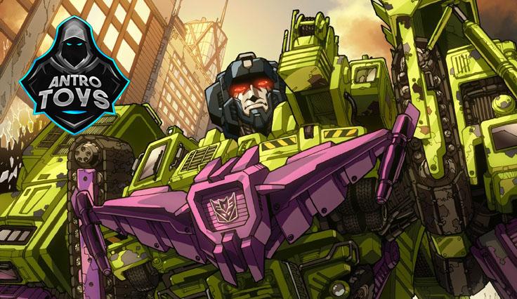 Devastator E Gli Altri Cattivi Del 1985 Transformers Tutta La