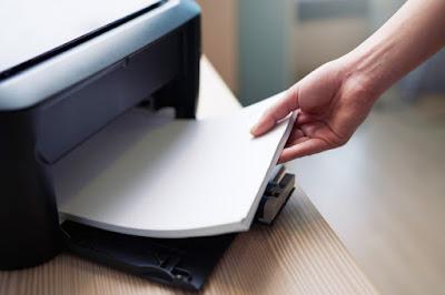 tinta printer tidak keluar