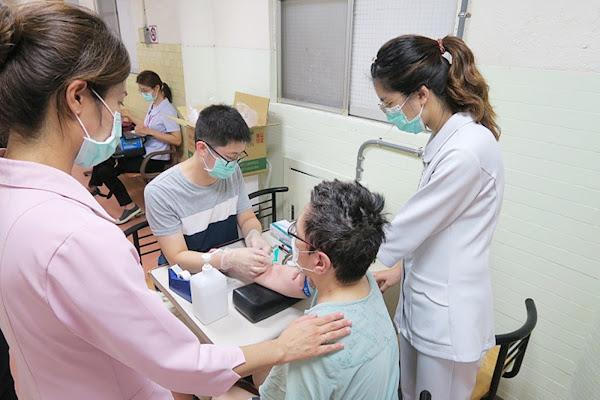 彰化醫院外展門診到草屯療養院 C肝治療見成果