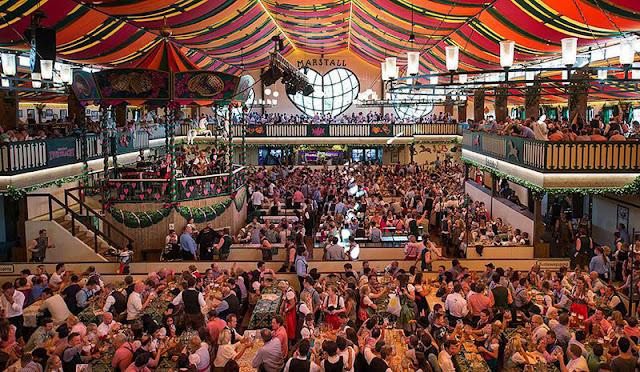 Museu da Oktoberfest em Munique
