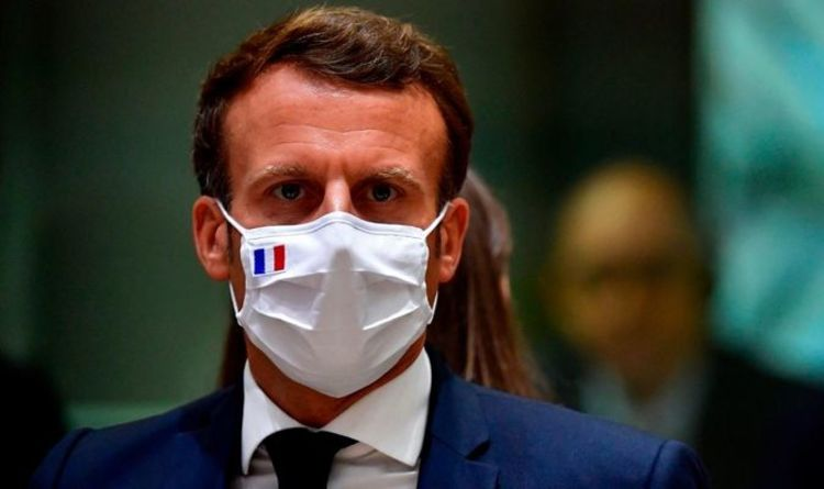 Jurus Konservatif Macron