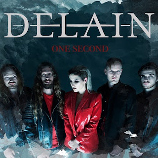 "Το single των Delain ""One Second"""