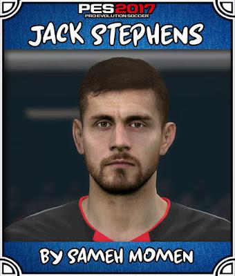 PES 2017 Jack Stephens Face by Sameh Momen